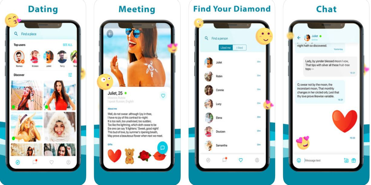 Dating apps for iphone 2019